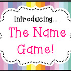 Name Games for Promethean Board