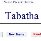 Name Picker Deluxe a Pinkley Product