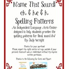 Name That Sound!  Spelling the Final K Sound