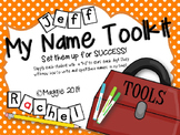 Name Toolkit Editable