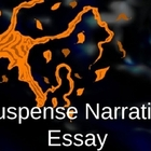 Narrative Essay Writing PPT-Focus on Suspense &amp; Foreshadowing