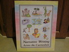 Narrative Writing Across the Curriculum by Reva Harris- LIKE NEW
