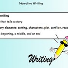 Narrative Writing Comprehensive Unit