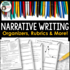Narrative Writing - Instructions / Brainstorming / Editing