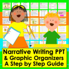 Narrative Writing PowerPoint - From Paragraph to 5 Parag. Essay