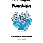 Narrative Writing Prompt Folder (Magical Fountain)