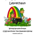 Narrative Writing Prompt Folder (leprechauns)