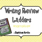 Narrative Writing Review Ladder - Owl Theme