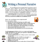 Narrative Writing - Tell a Story!