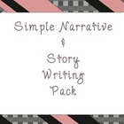 Narrative and Story Writing Packet