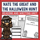 Nate the Great and the Halloween Hunt Guided Reading Unit