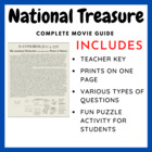 National Treasure I - Movie Guide