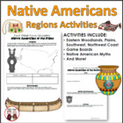 Native American Cultures Unit Activity (Aligned to Common Core)