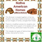 Native American Homes Flip Book