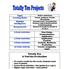 Native American Totally Ten Projects