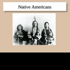 Native American history and literature
