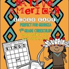 Native Americans BINGO Game {Georgia 4th grade and more}