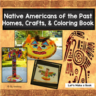 Native Americans Make a Book and Mini Unit