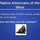 Native Americans Power Point