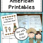 Native Americans Printables