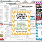 Natural Disasters Project Nonfiction Writing Task {aligned