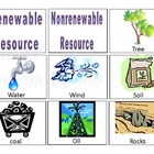 Natural Resource Card Sort