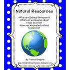Natural Resources Earth Science