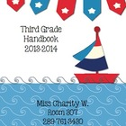 Nautical Theme Classroom Parent Handbook