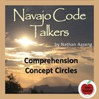 """Navajo Code Talkers"" by Aaseng--Concept Circles Assessment"