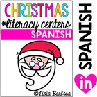 Navidad-Literacy Centers