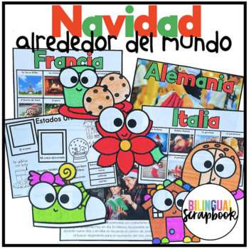 Navidad alrededor del mundo {Christmas around the world in Spanish}