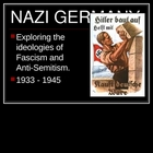 Nazi Germany Power Point