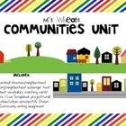 Neighborhoods and Communities Unit
