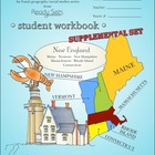 New England States Supplemental 32 Page Workbook