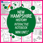 New Hampshire History Lesson-Common Core-Audio Included!