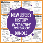 New Jersey History Lesson-Common Core-Audio Included!