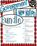 New Nation and Government Bundle