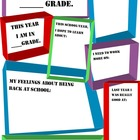 New School Year worksheet
