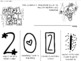New Year Foldable for 2013 and 2014 {freebie}