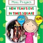New Year's Eve in Times Square- Mini Project  with 4 tasks