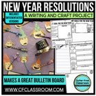 New Year&#039;s Resolutions: A (K-5) Writing Project Resource Kit