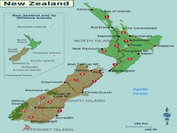 New Zealand Powerpoint