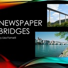 Newspaper Bridges Team building activity