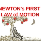 Newton&#039;s First Law of Motion Power Point presentation