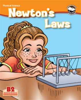Newton's Laws Student Science Reader