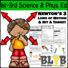 Newton's Three Laws of Motion: A Cross-Curricular Lesson f