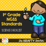 Next Generation Science Standards 1st Grade