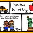 Next Stop, New York City! by Patricia Reilly Giff  Novel Unit