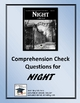 Night Comprehension Check Questions