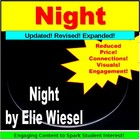 Night by Elie Wiesel Powerpoint
